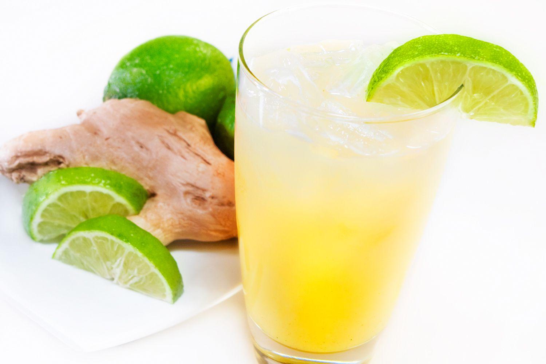Pineapple Ginger Margarita