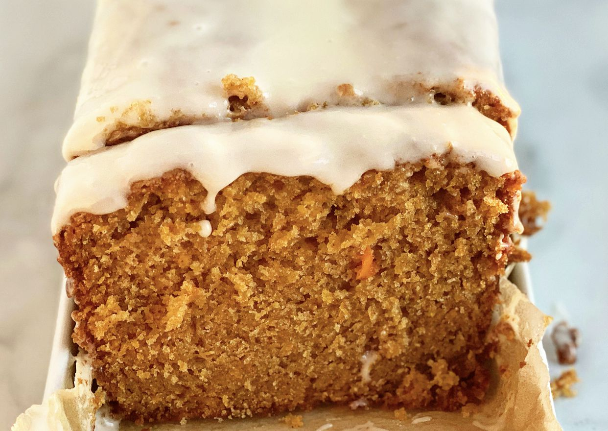 A Carrot Cake Loaf for All Occasions