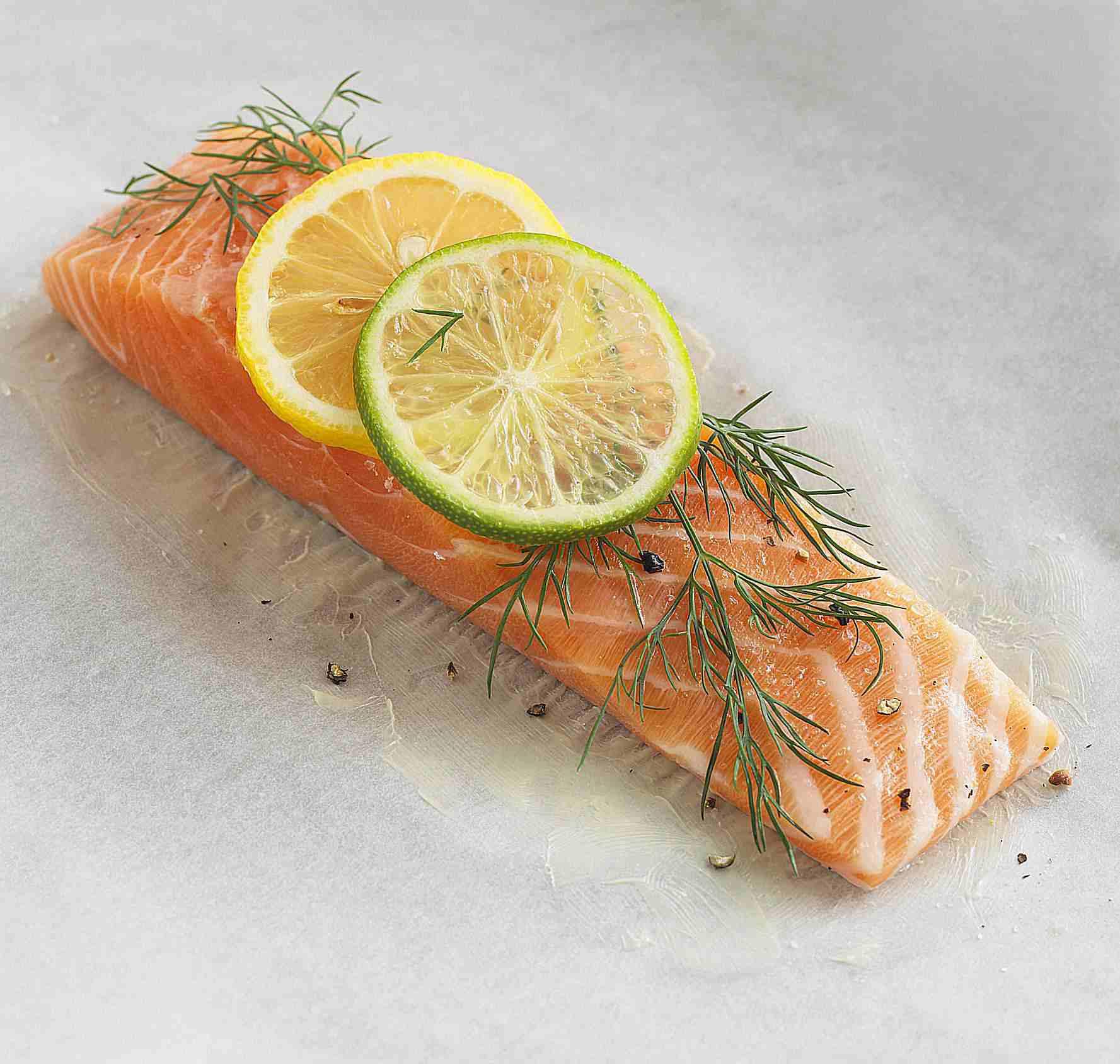 Lemon-Dill Salmon
