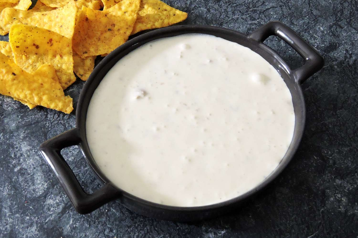Clam Dip With Chips
