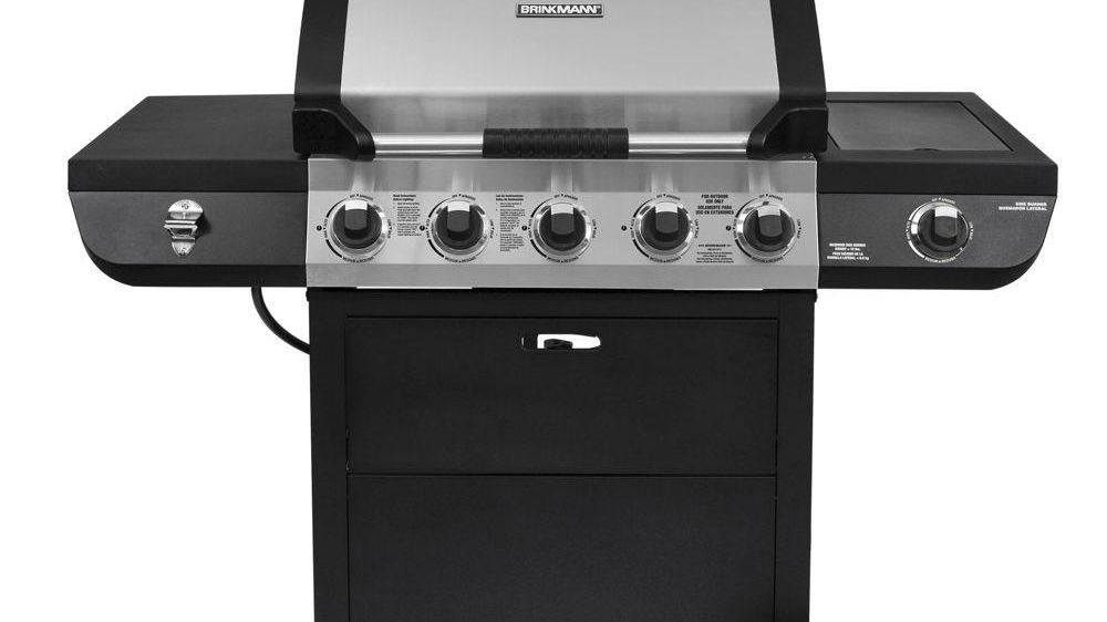 Brinkmann 5 Burner Model 810 2512 S Gas Grill Review
