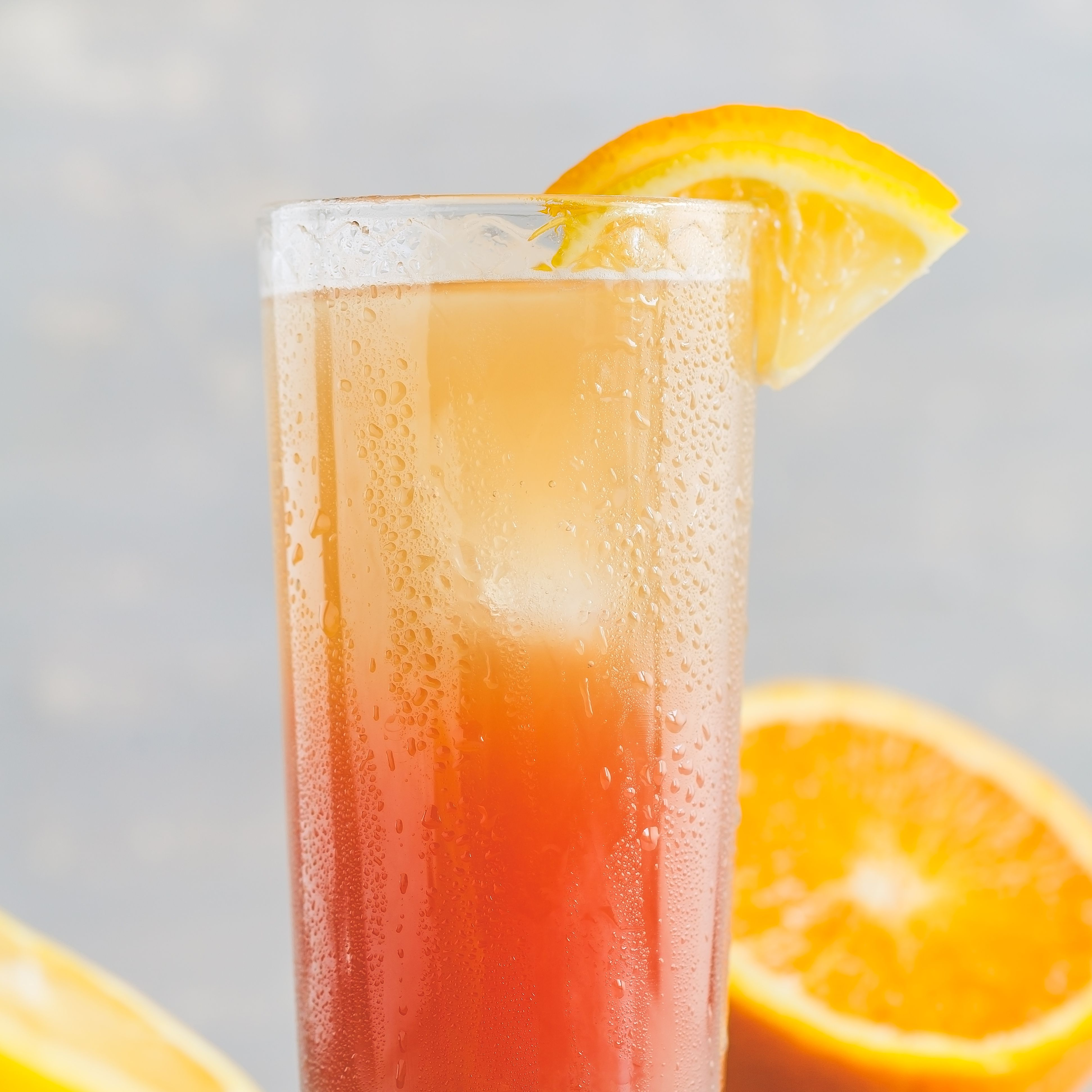 Cardinal Punch Non-Alcoholic Drink Recipe