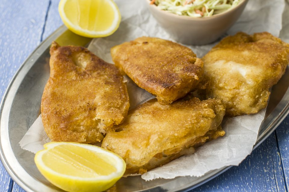 Gluten-Free Beer-Battered Fried Fish Recipe