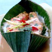Thai Baked Salmon Recipe