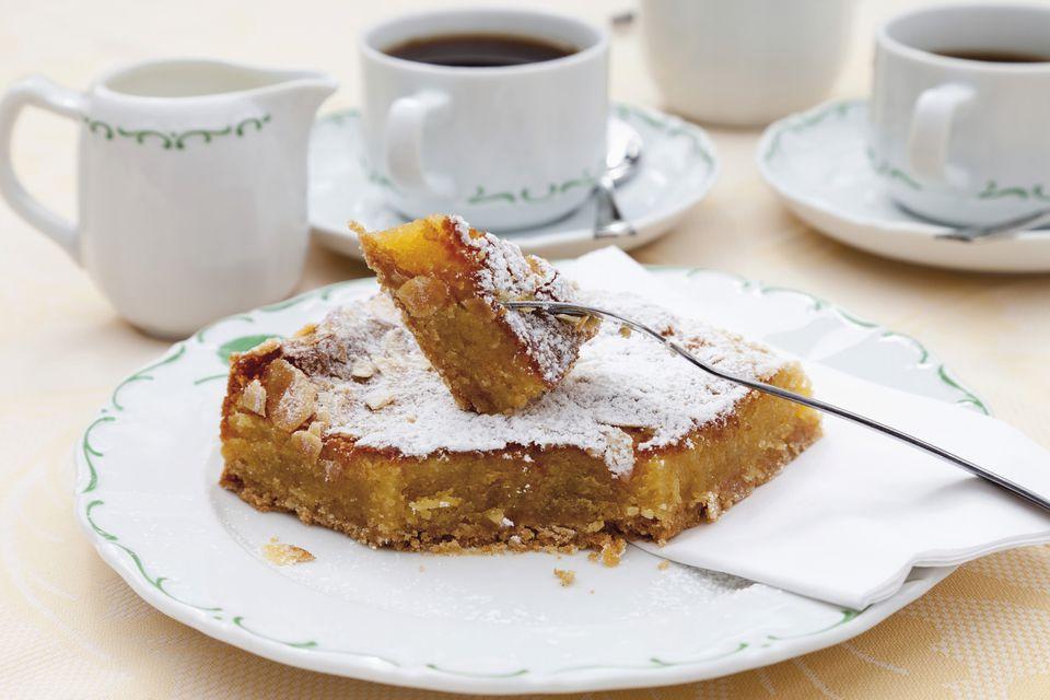 Torta española de almendras - Gató de Almendras Mallorquin