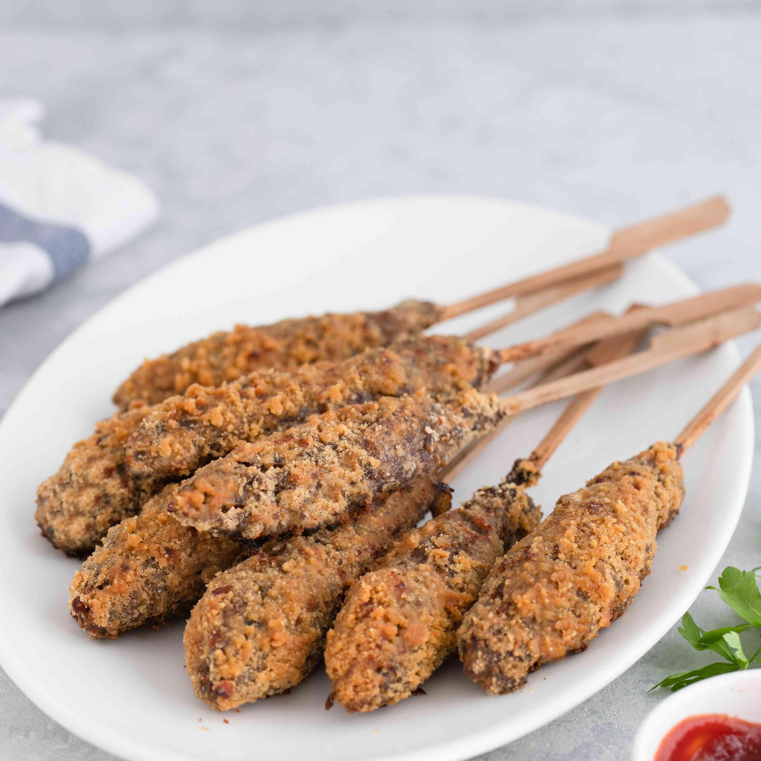 City Chicken Sticks