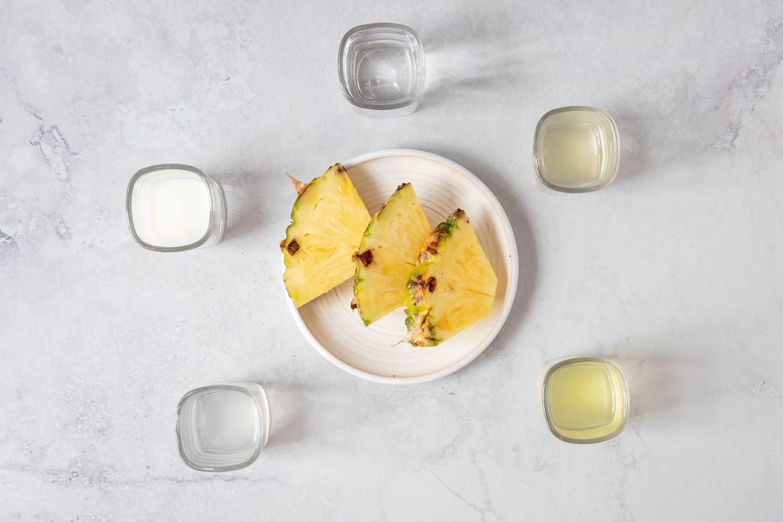 Coco Margarita ingredients