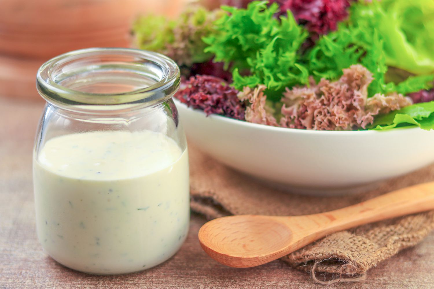 Simple Vegan Ranch Dressing Recipe