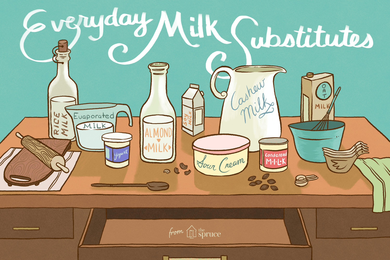 Everyday Milk Substitutes