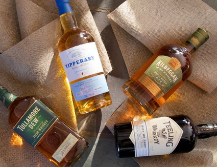 Great Bottles of Irish Whiskey