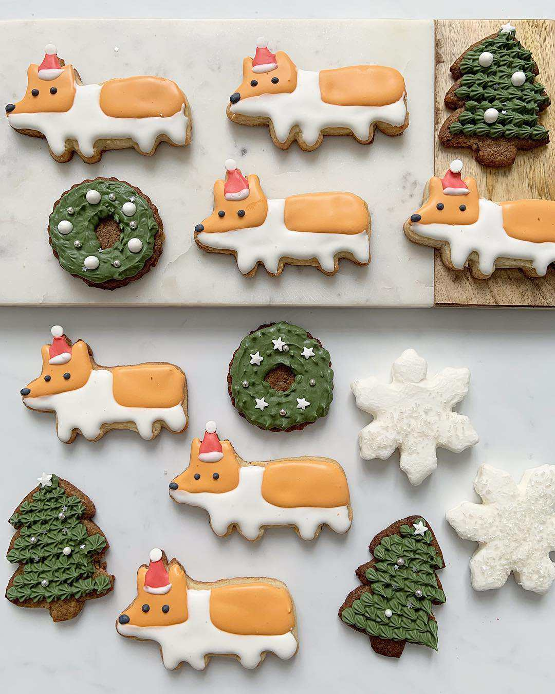 Critter-Shaped Cookies