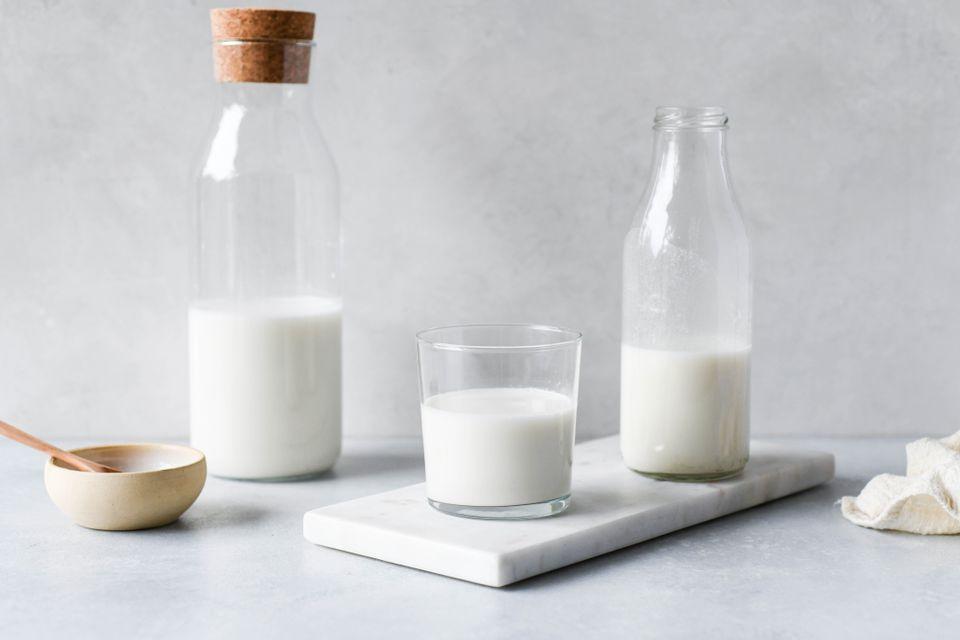 Raw Vegan Cashew Milk