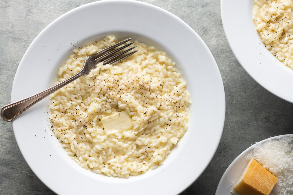 Easy Traditional Risotto