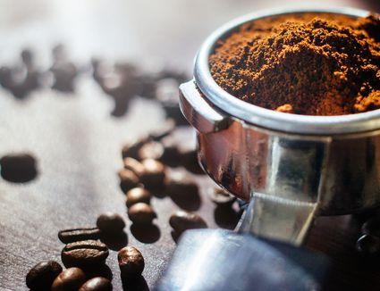 Brown Coffee Filters Taste