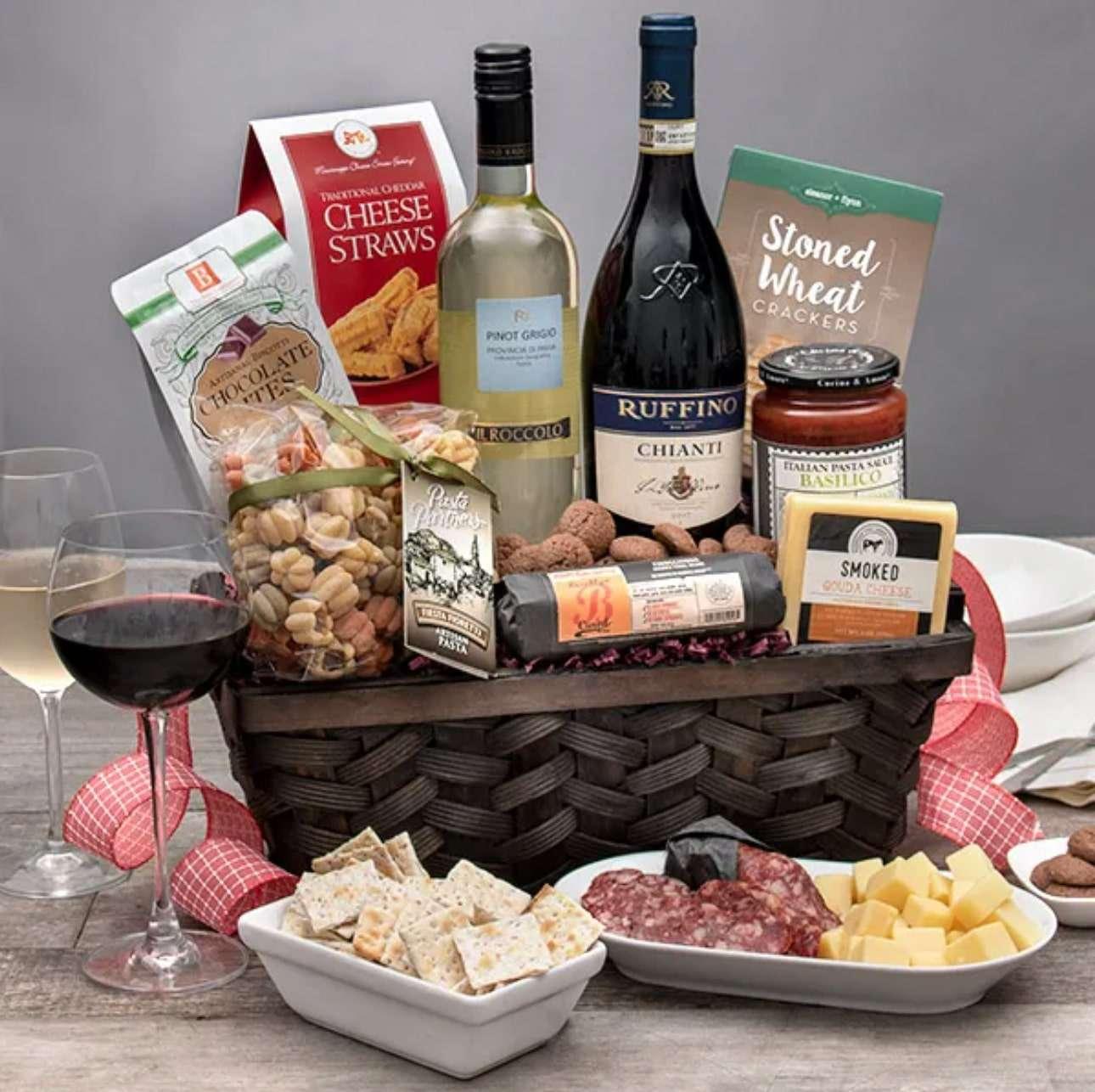 gourmet-gift-basket-italian-wine-dui