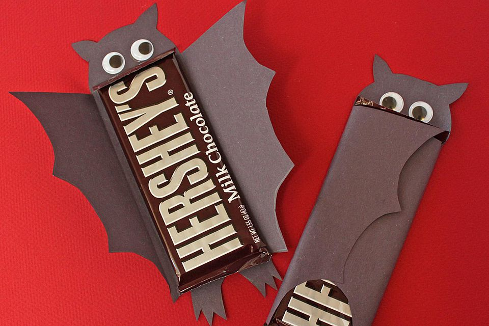 Bat Chocolate Bars