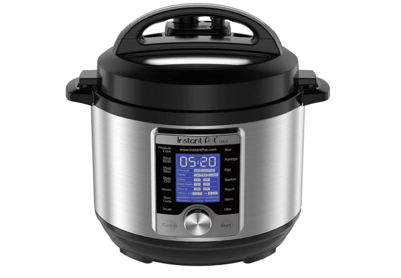 Ultra Mini 10-in-1 Electric Pressure Cooker