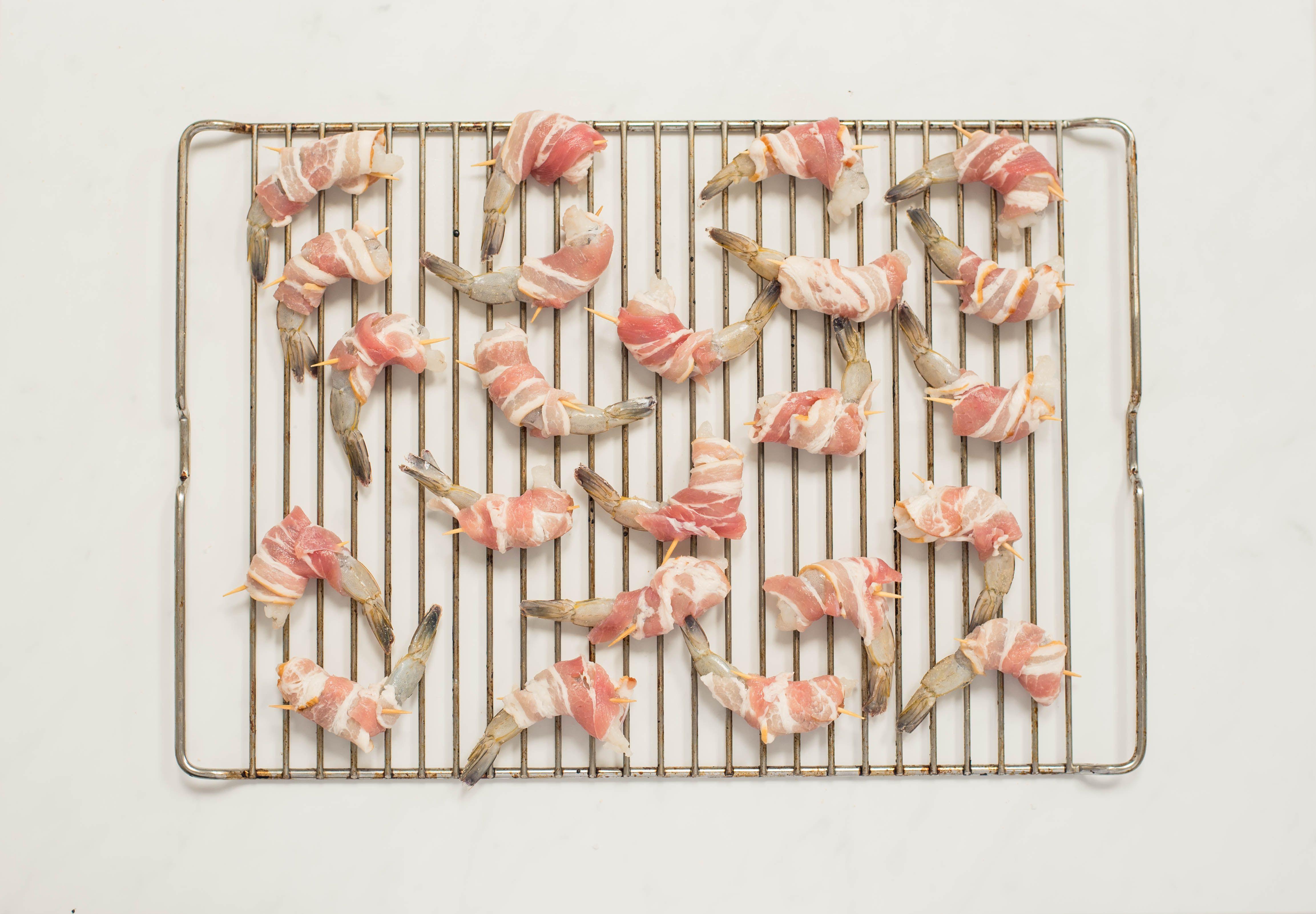 Wrap shrimp