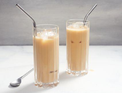 Hong Kong Yuanyang: Coffee With Tea