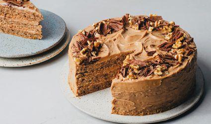 Hungarian Walnut Torte (Dios Torta)