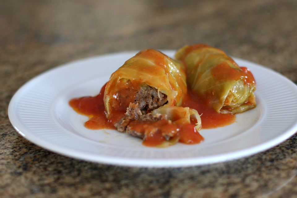 family favorite cabbage rolls