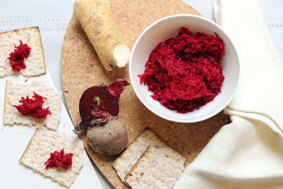 Chrain Beet Horseradish Condiment