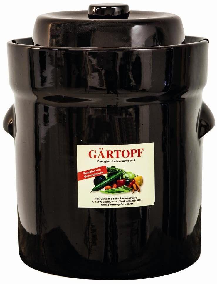 Nik Schmitt Fermentation Crock Pot