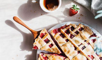 shortcrust pastry strawberry pie recipe