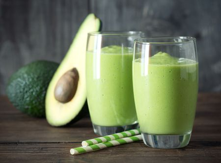 Avocado Smoothie Pictures