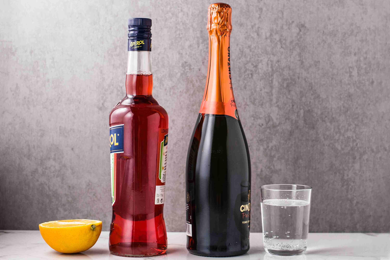 Aperol Spritz Cocktail Recipe