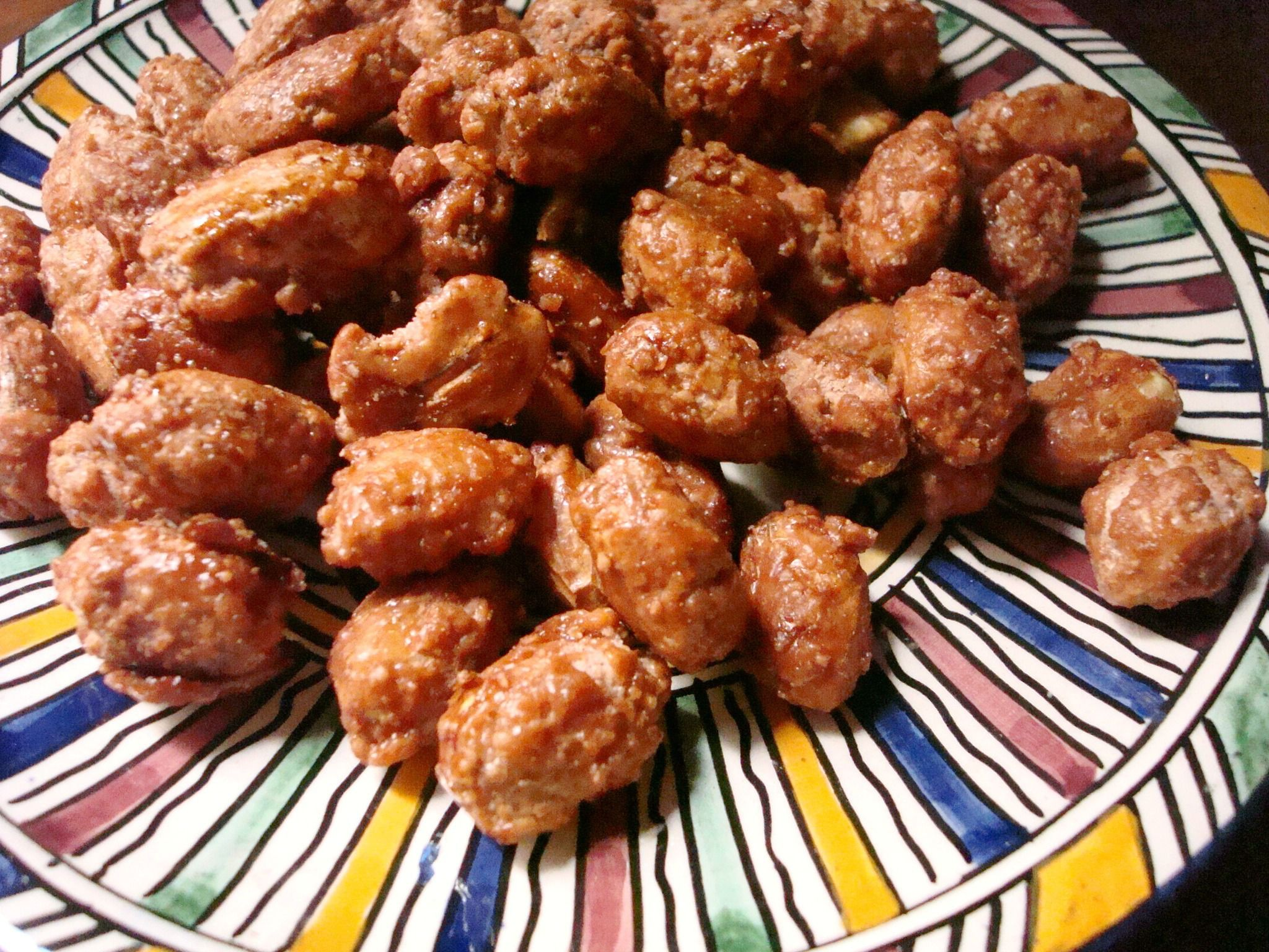 Make Sweet, Crunchy Caramelized Peanuts at Home