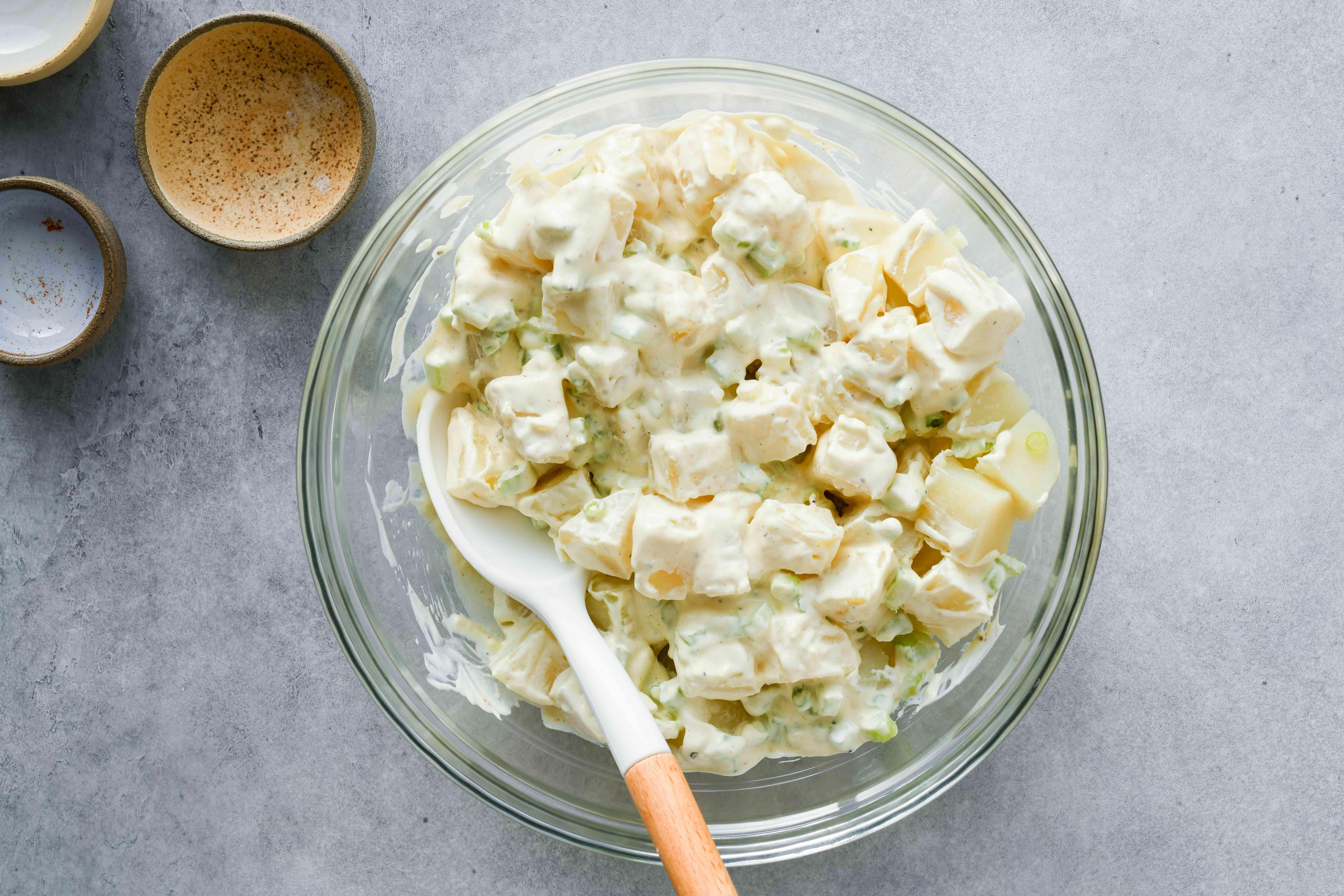 Potato Salad With Sour Cream Uk