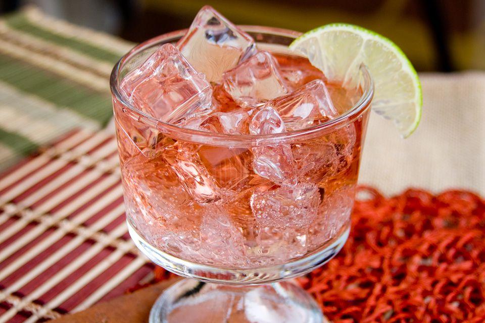 The Popular El Diablo Tequila Cocktail