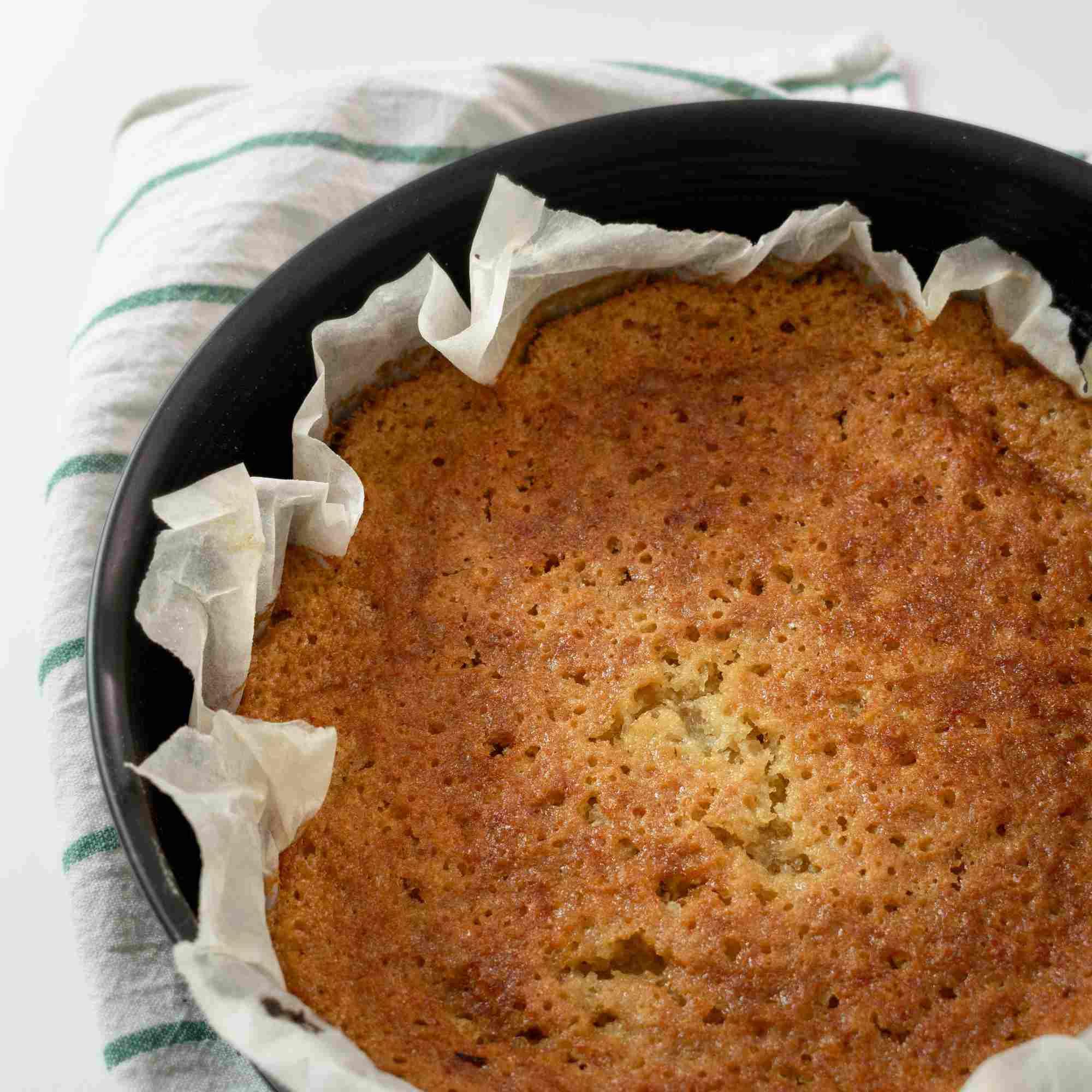 Basic Vegan White Cake Recipe