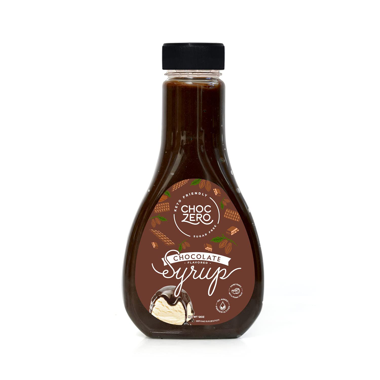 ChocZero Chocolate Sugar-Free Syrup