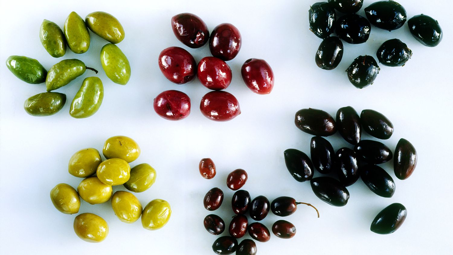 All About The Different Types Of Greek Olives