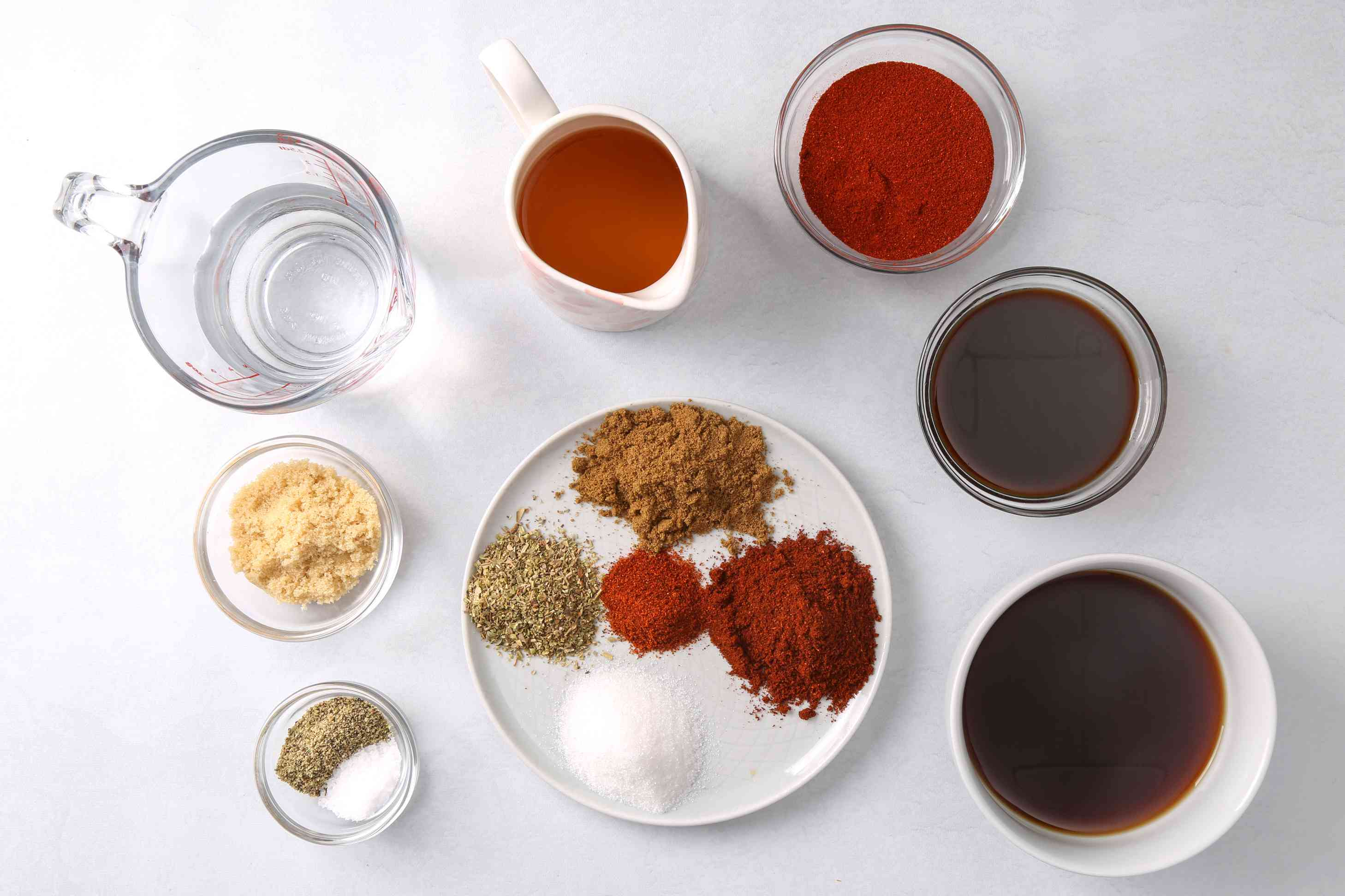 Barbecue Beef Ribs Basting Sauce ingredients