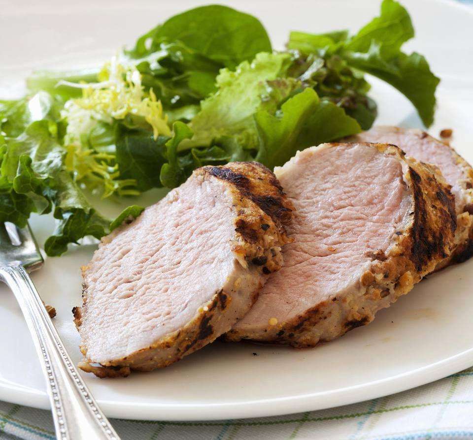 Italian Dressing Pork Tenderloin