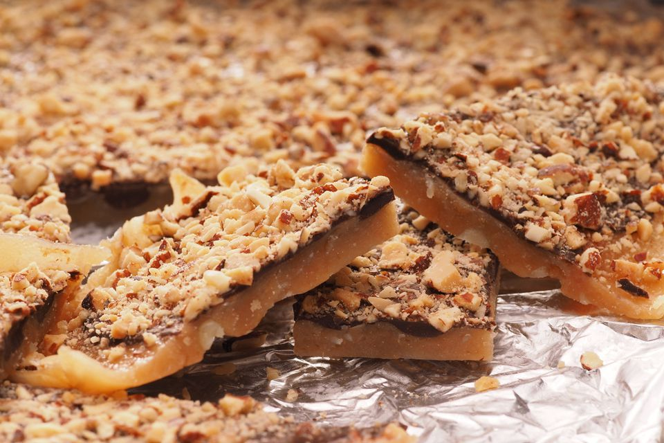 Receta tradicional de caramelo inglés