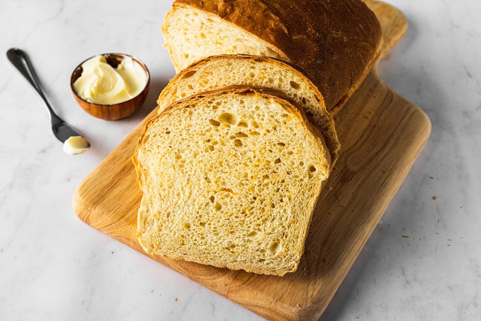 Orange Breakfast Bread Recipe