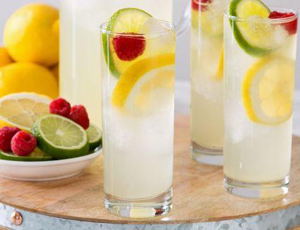 Homemade Spiked Lemonade