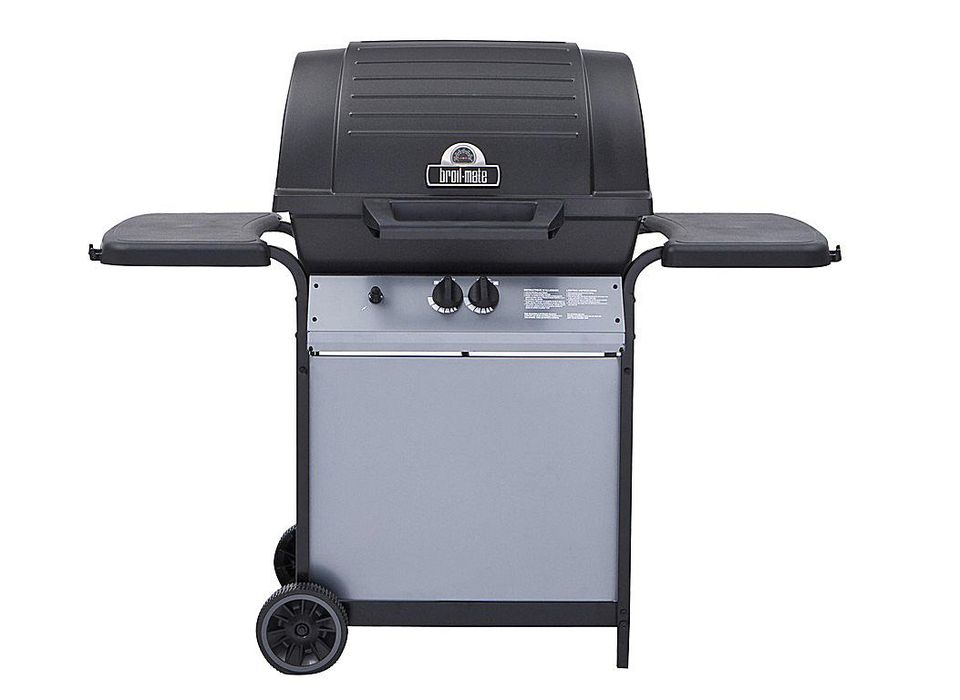 Broil-Mate Cast Aluminum Reddi-Bilt Model 165154