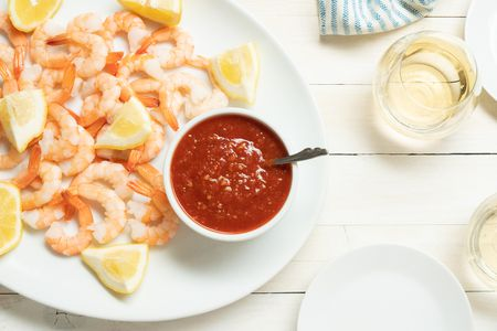 Classic Cocktail Sauce Recipe For Shrimp And Seafood