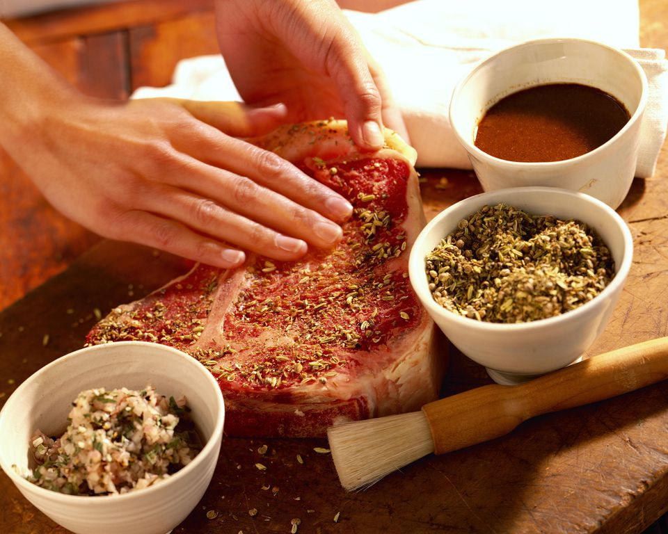 Herbes de Provence Steak Rub Recipe