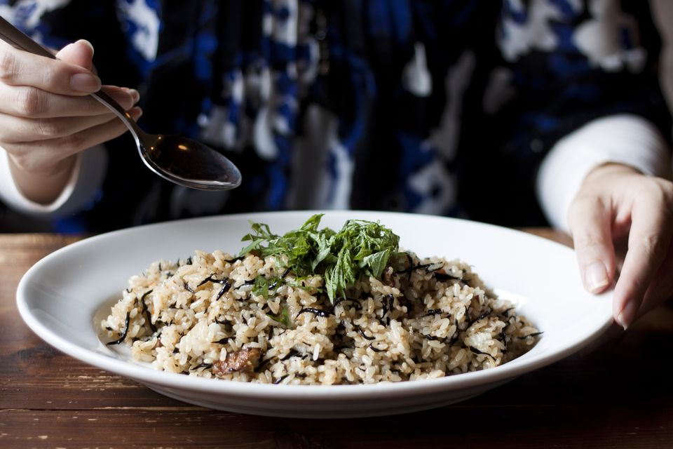 Nutty Rice Pilaf