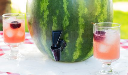 Add a Watermelon Keg to Your Summer Party