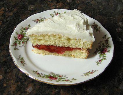 Sweet Cream Cake