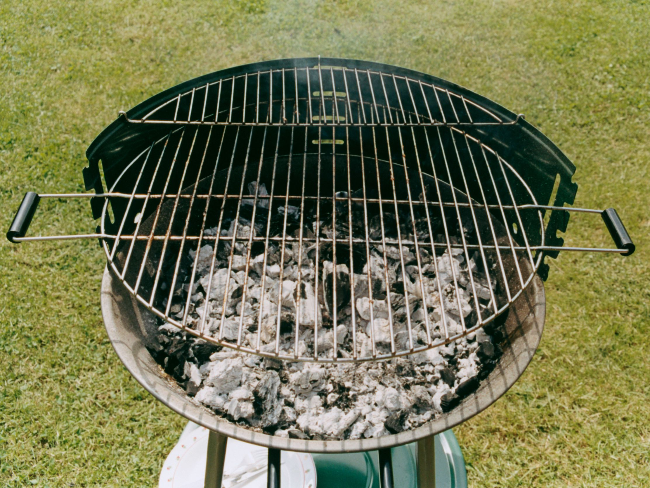 Charcoal Grill Maintenance Tips For The Whole Year