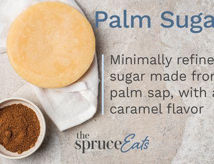 what is palm sugar
