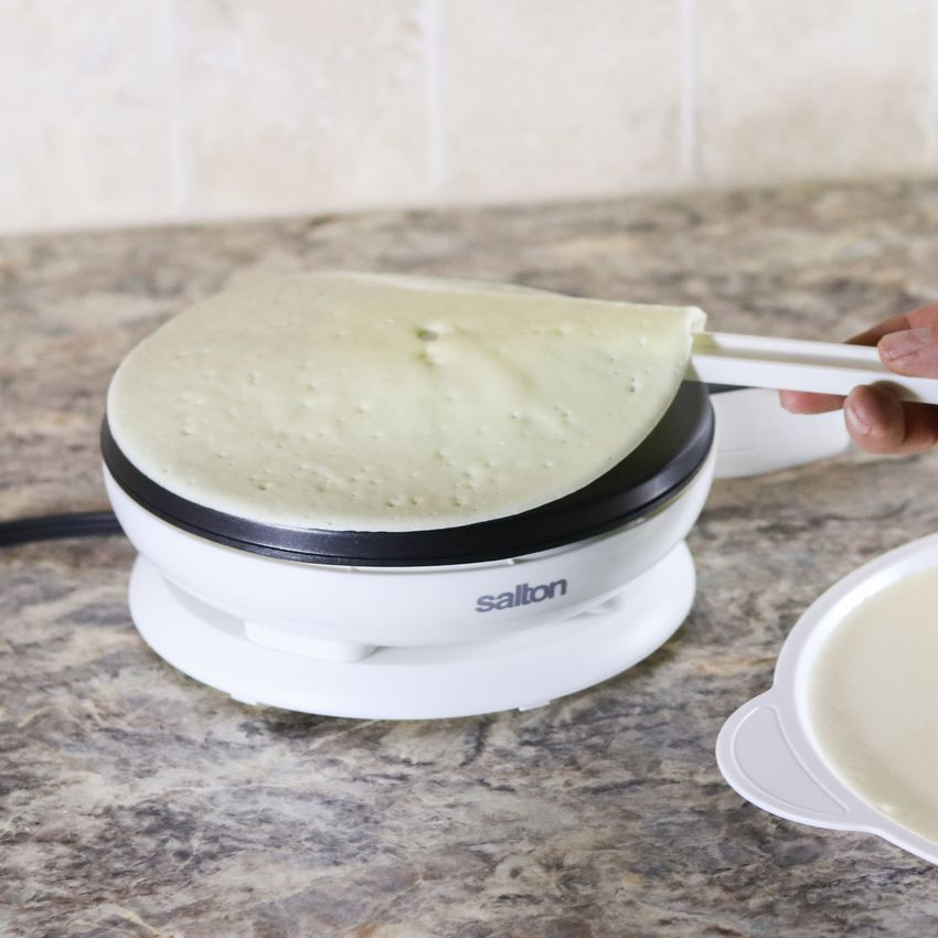 Salton Crepe and Tortilla Maker